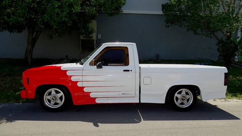 1984 Ford Ranger for sale in Oakland Park, FL