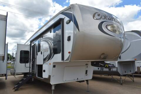 2018 Forest River Columbus 374BH for sale at Buy Here Pay Here RV in Burleson TX