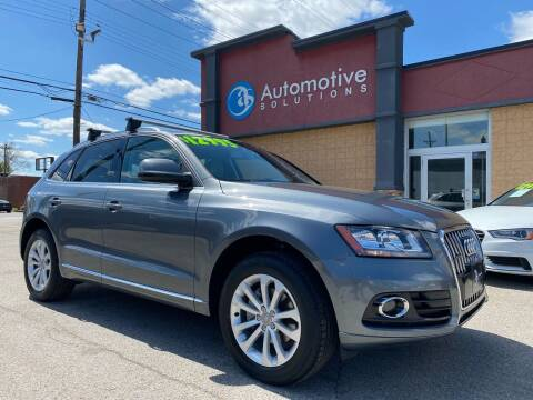 2013 Audi Q5 for sale at Automotive Solutions in Louisville KY