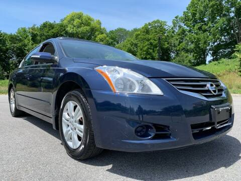 2011 Nissan Altima for sale at Auto Warehouse in Poughkeepsie NY