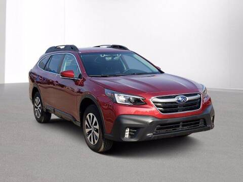 2020 Subaru Outback for sale at Jimmys Car Deals in Livonia MI