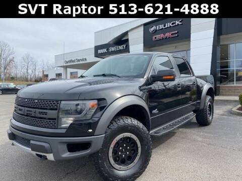 2014 Ford F-150 for sale at Mark Sweeney Buick GMC in Cincinnati OH