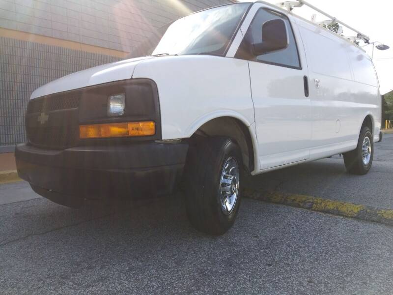2011 Chevrolet Express Cargo for sale at Pendergrass Public Auto Auction in Pendergrass GA