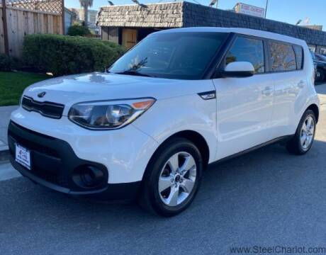 2017 Kia Soul for sale at Steel Chariot in San Jose CA