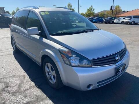 2008 Nissan Quest for sale at Robert Judd Auto Sales in Washington UT