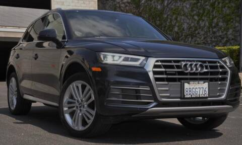 2018 Audi Q5 for sale at AMC Auto Sales Inc in San Jose CA