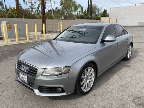2011 Audi A4 for sale at Hunter's Auto Inc in North Hollywood CA