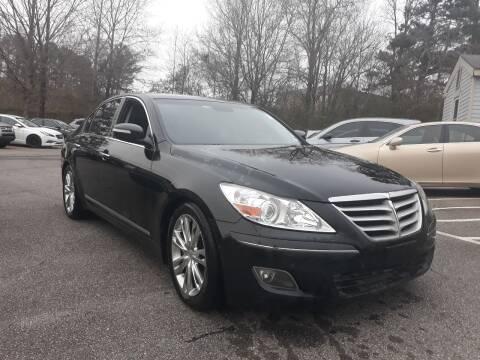 2009 Hyundai Genesis for sale at Select Luxury Motors in Cumming GA