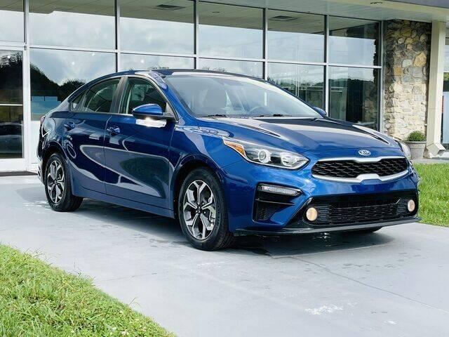 2019 Kia Forte for sale at RUSTY WALLACE CADILLAC GMC KIA in Morristown TN