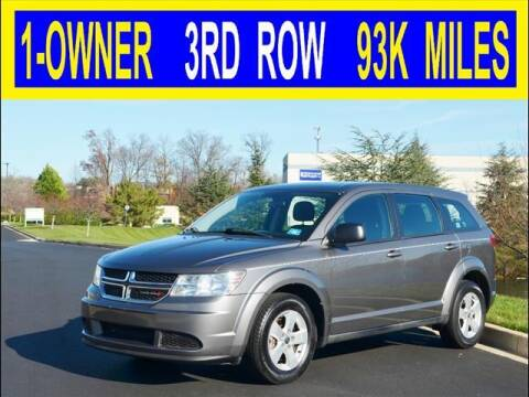 2013 Dodge Journey for sale at Elite Motors INC in Joppa MD