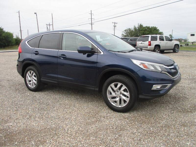 2015 Honda CR-V for sale at LK Auto Remarketing in Moore OK