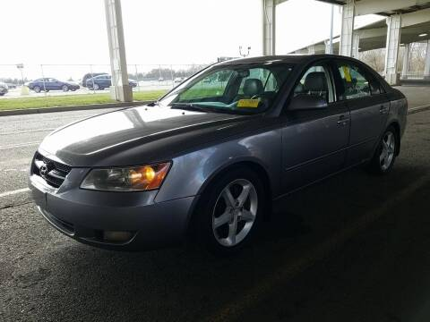 2006 Hyundai Sonata for sale at Cj king of car loans/JJ's Best Auto Sales in Troy MI