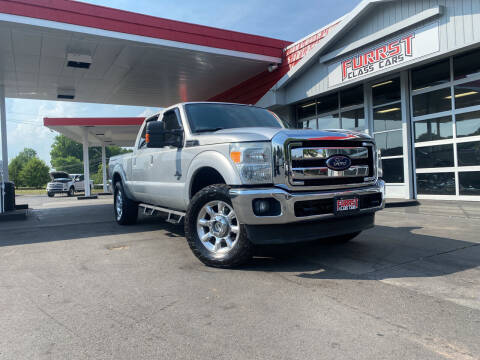 2013 Ford F-250 Super Duty for sale at Furrst Class Cars LLC in Charlotte NC