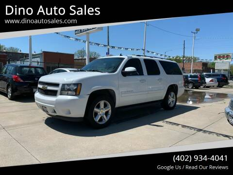 2007 Chevrolet Suburban for sale at Dino Auto Sales in Omaha NE