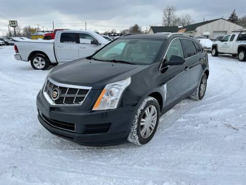 2012 Cadillac SRX for sale at Dean's Auto Sales in Flint MI