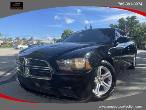 2013 Dodge Charger for sale at Amp Auto Collection in Fort Lauderdale FL