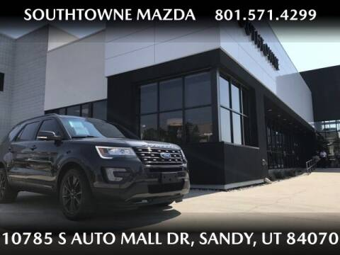 2017 Ford Explorer for sale at Southtowne Mazda of Sandy in Sandy UT