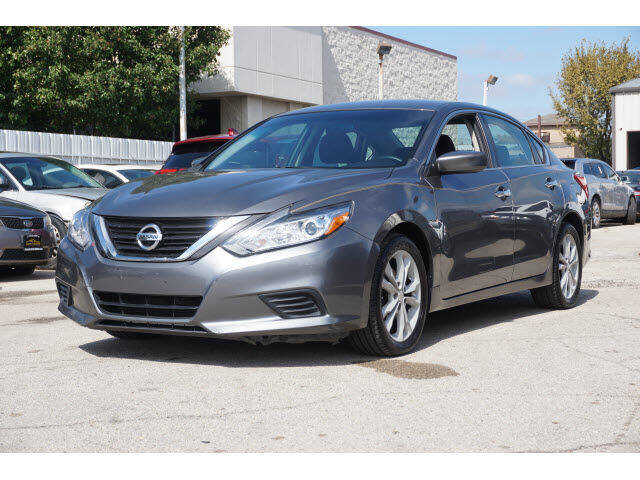 2017 Nissan Altima for sale at Monthly Auto Sales in Fort Worth TX