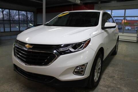 2020 Chevrolet Equinox for sale at Road Runner Auto Sales WAYNE in Wayne MI