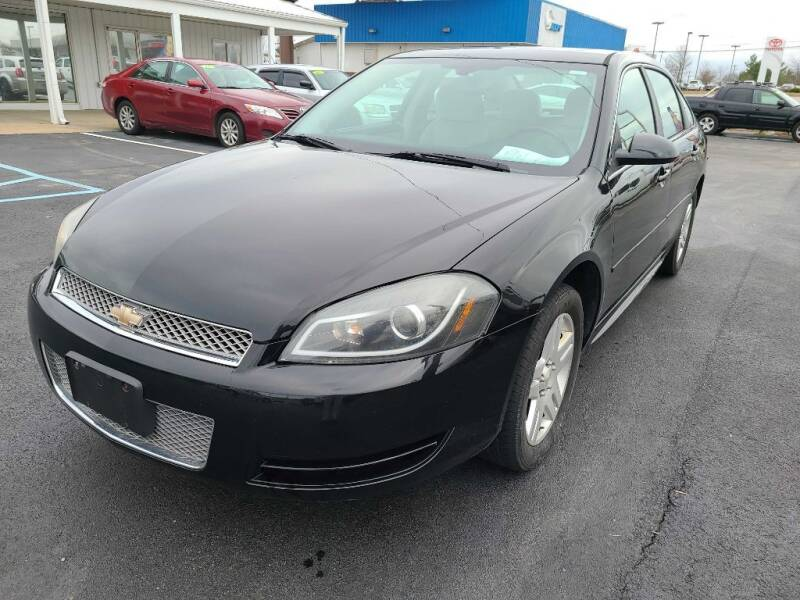 2014 Chevrolet Impala Limited for sale in Nicholasville, KY