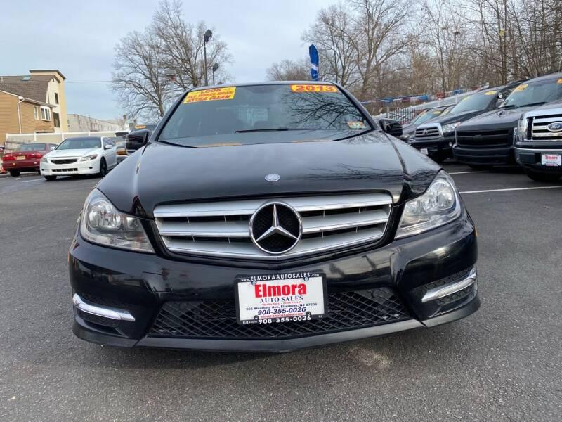 2013 Mercedes-Benz C-Class for sale at Elmora Auto Sales in Elizabeth NJ