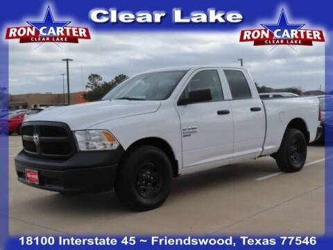 2019 RAM Ram Pickup 1500 Classic for sale at Ron Carter  Clear Lake Used Cars in Houston TX
