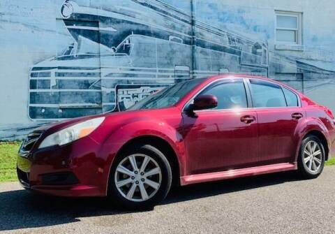 2010 Subaru Legacy for sale at PUTNAM AUTO SALES INC in Marietta OH