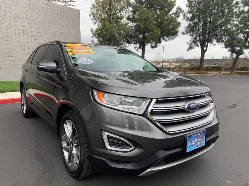 2016 Ford Edge for sale at Right Cars Auto Sales in Sacramento CA