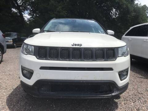 2019 Jeep Compass for sale at #1 Auto Liquidators in Yulee FL