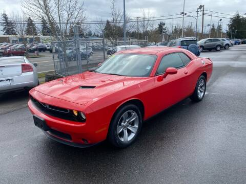 2015 Dodge Challenger for sale at Vista Auto Sales in Lakewood WA