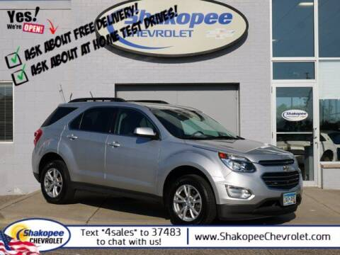 2017 Chevrolet Equinox for sale at SHAKOPEE CHEVROLET in Shakopee MN