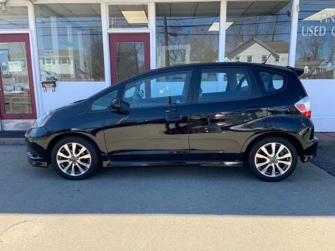 2013 Honda Fit for sale at O'Connell Motors in Framingham MA