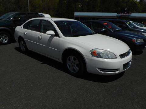 2007 Chevrolet Impala for sale at Automotive Toy Store LLC in Mount Carmel PA