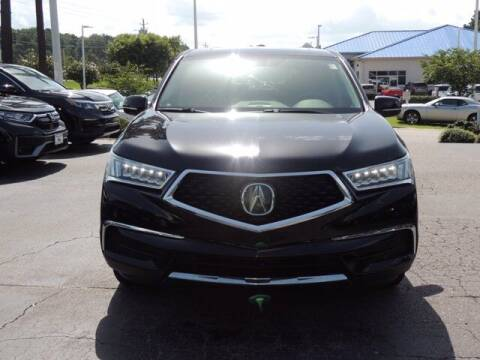 2018 Acura MDX for sale at Auto Finance of Raleigh in Raleigh NC