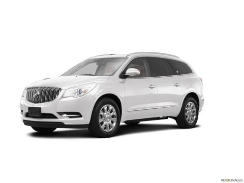 2014 Buick Enclave for sale at West Motor Company in Preston ID