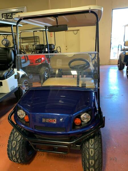 2011 EZGO S4-48volt for sale at ADVENTURE GOLF CARS in Southlake TX