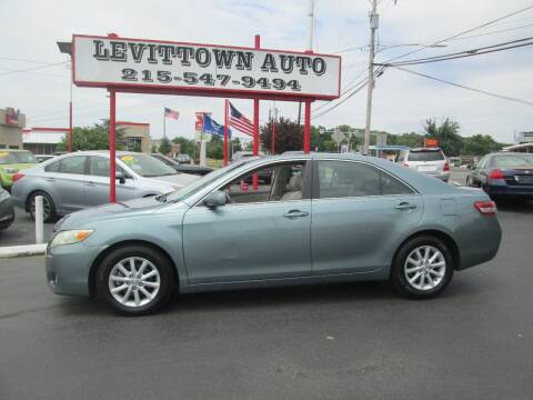 2011 Toyota Camry for sale at Levittown Auto in Levittown PA