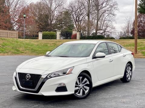 2019 Nissan Altima for sale at Sebar Inc. in Greensboro NC