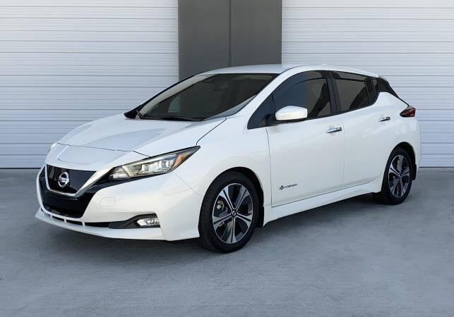 2018 Nissan LEAF for sale in Mesa, AZ