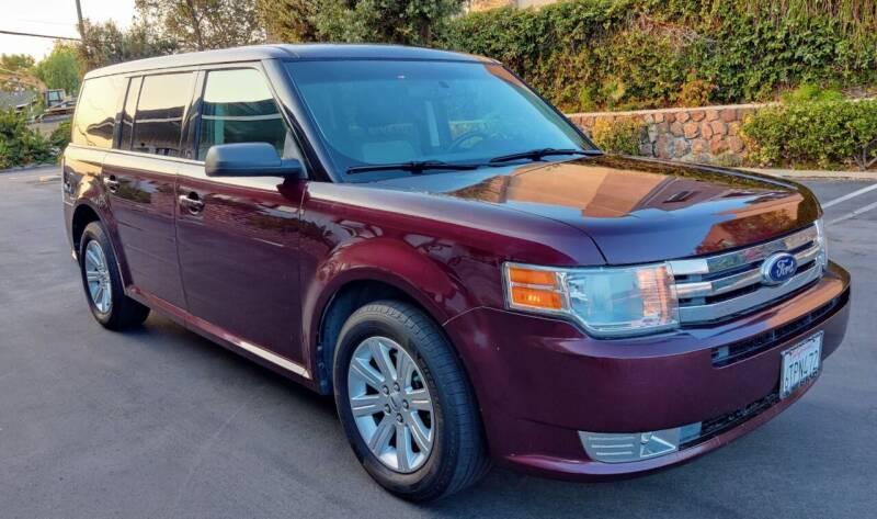 2011 Ford Flex for sale at Apollo Auto El Monte in El Monte CA