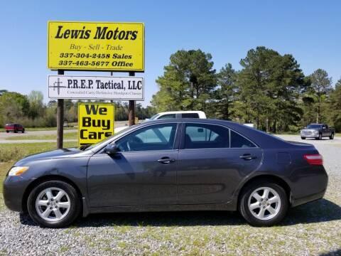 2009 Toyota Camry for sale at Lewis Motors LLC in Deridder LA