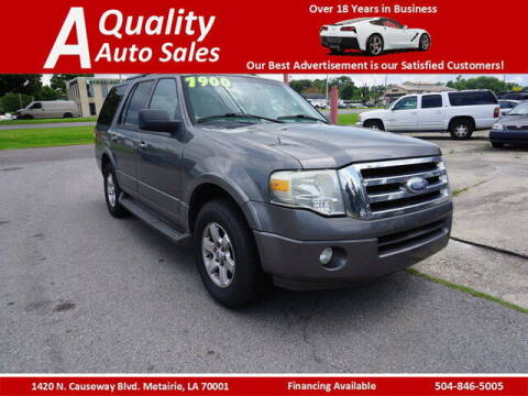 2010 Ford Expedition for sale at A Quality Auto Sales in Metairie LA