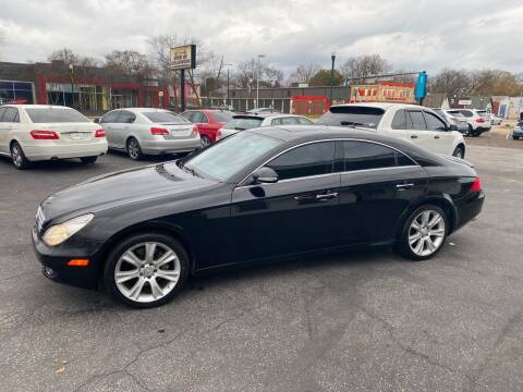2008 Mercedes-Benz CLS for sale at BWK of Columbia in Columbia SC