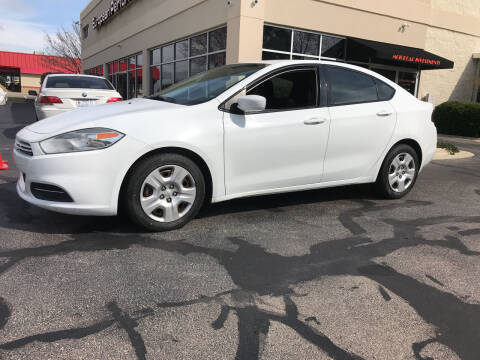 2015 Dodge Dart for sale at European Performance in Raleigh NC