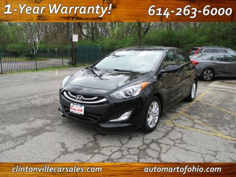 2013 Hyundai Elantra GT for sale at Clintonville Car Sales - AutoMart of Ohio in Columbus OH