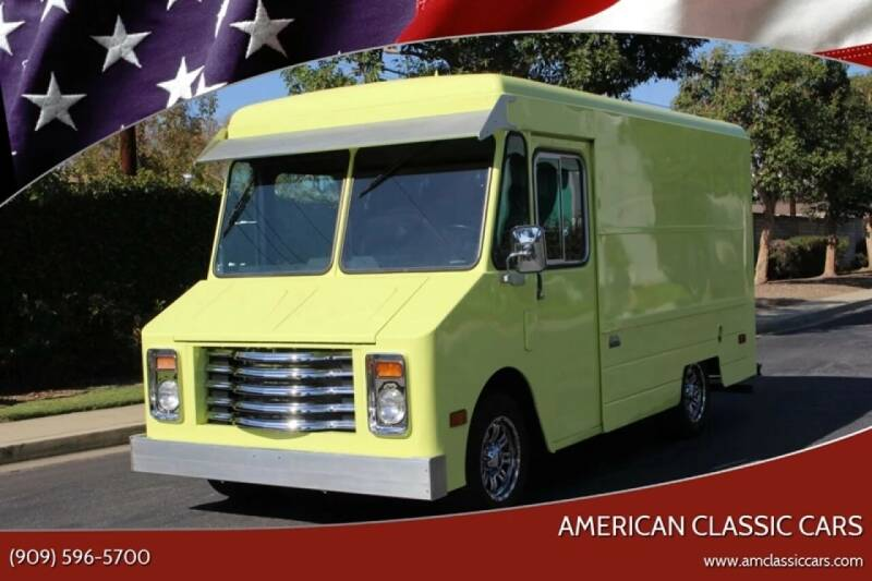 1994 Chevrolet Forward Control Chassis for sale at American Classic Cars in La Verne CA
