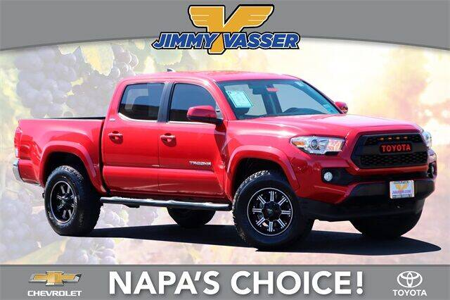 2017 Toyota Tacoma for sale in Napa, CA