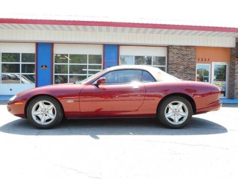 1998 Jaguar XK-Series for sale at Twin City Motors in Grand Forks ND