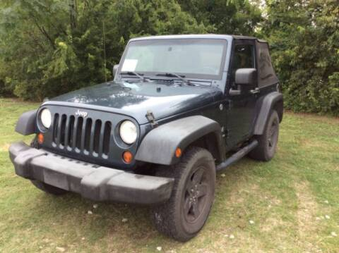 2008 Jeep Wrangler for sale at Allen Motor Co in Dallas TX