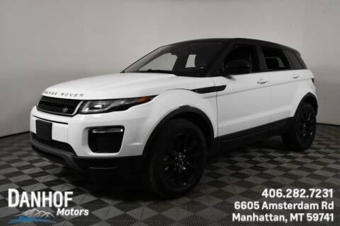 2019 Land Rover Range Rover Evoque for sale at Danhof Motors in Manhattan MT